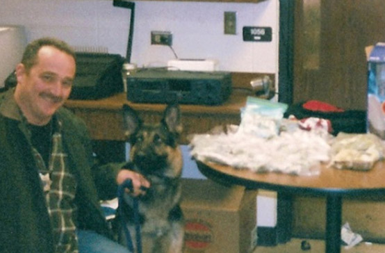 Narcotic Detection Dog Training Greenville